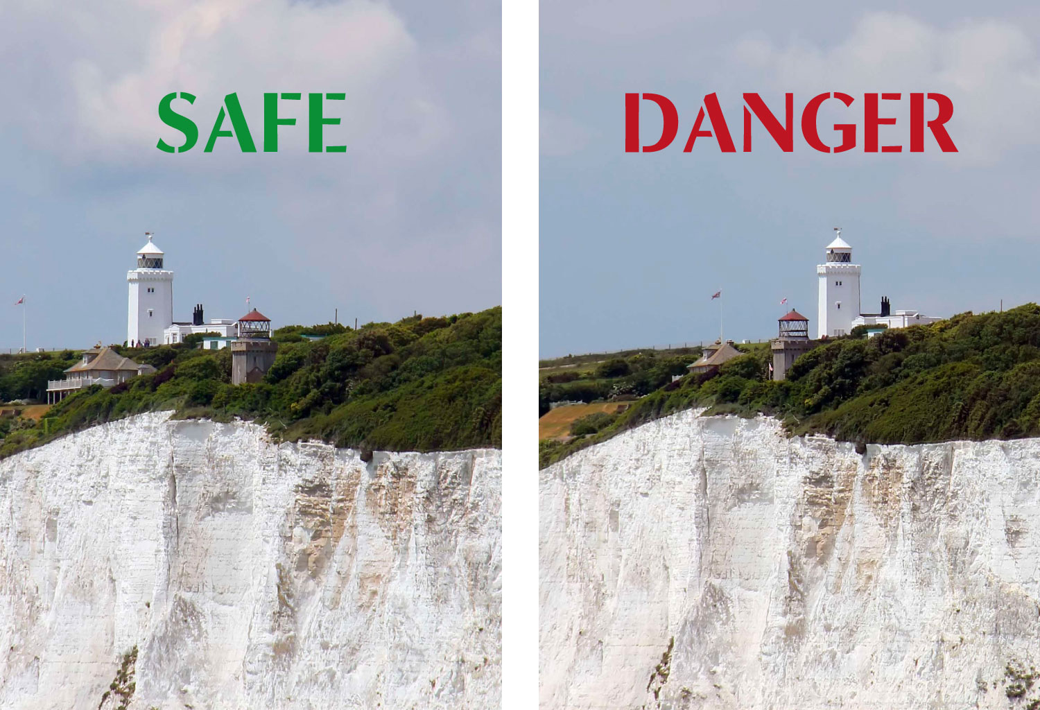 Safe or Danger?